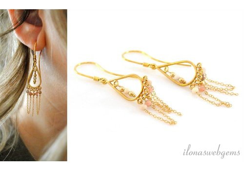 Inspiration: Earrings with chandelier