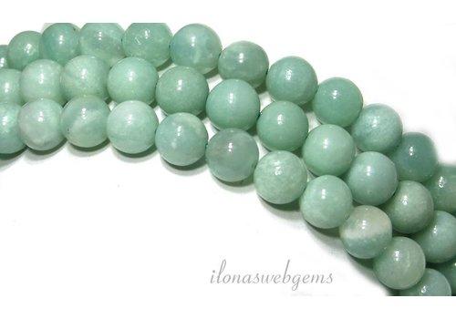 Amazonit Perlen ca. 6 mm