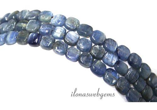 Kyanite beads 6x6x4mm