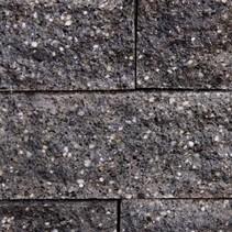 Granibiels 15x15x60cm antraciet