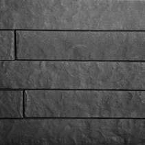 Linia Rockface 10x15x60cm antraciet