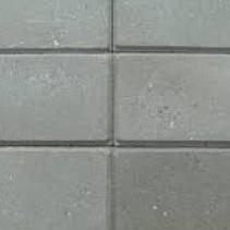 Tegel 15x30x4,5cm grijs