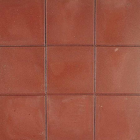 Tegel 30x30x4,5cm rood