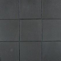 Tegel 30x30x4,5cm zwart
