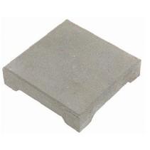 Nokkentegel 30x30x4,5cm grijs