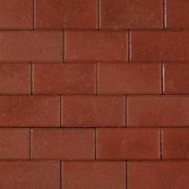 BSS 8cm KOMO rood met deklaag