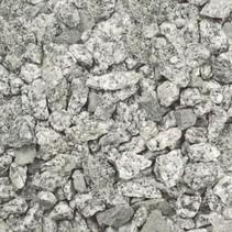 25 KG Graniet split grijs 8-16mm
