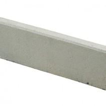 Opsluitband 8x20x100cm vb grijs