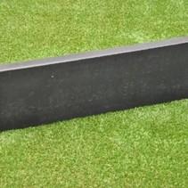 Opsluitband 6x30x100cm vb zwart