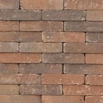 Abbeystones 20x5x7cm paars/bruin