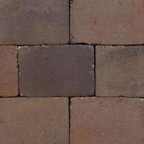 Abbeystones 21x14x6cm brons