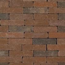 Abbeystones 20x5x7cm bruin/antraciet