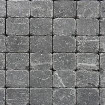 Abbeystones 10x10x6cm antraciet