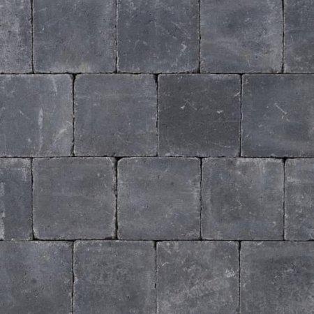 Abbeystones 20x20x6cm antraciet