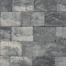Abbeystones 20x30x6cm grijs/zwart
