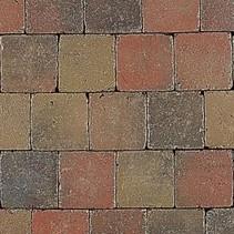 Abbeystones 14x14x6cm brons