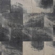 Puras 20x30x6cm grijs/zwart