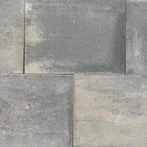 Puras 30x40x6cm grijs/zwart