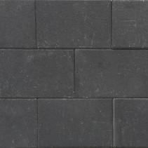 Terras-steen 20x30x4cm antraciet