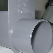 King -Fix Ultra Drain eindstuk/mof verpakking 1x1 stuks