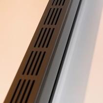 King-Fix Ultra Drain Blackline watergoot 100x6x10,5 cm 4 stuks