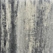 60plus 60x60x6cm grijs/zwart