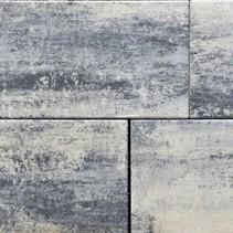60plus 30x60x6cm grijs/zwart
