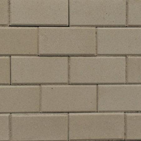 BetonStraatSteen 21x10,5x6cm Grijs
