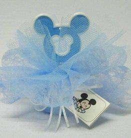 Mickey Mouse geboorte bedankje