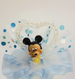 Baby Mickey Mouse taarttopper