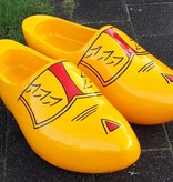 Polyester giant woodenshoes 85cm