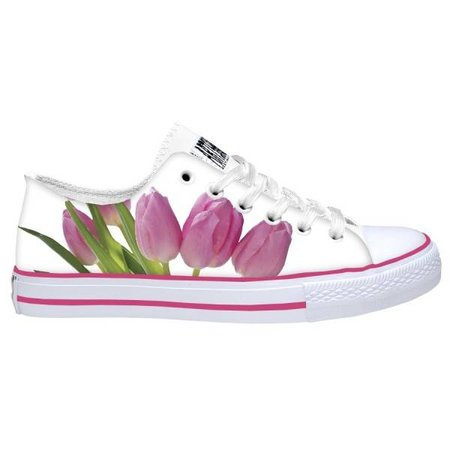 Hollandse sneakers 'Pink Tulip'