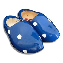 Stip clogs blue