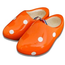 Stip clogs Orange
