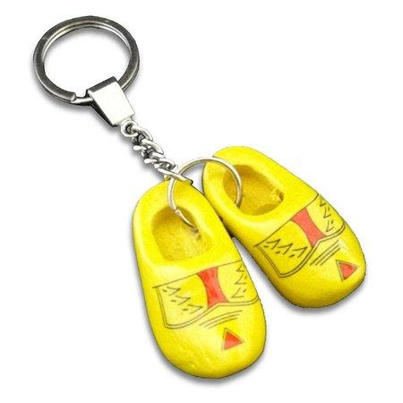 Keyhanger double farmer yellow
