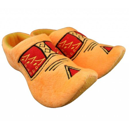 Holland slippers farmer yellow