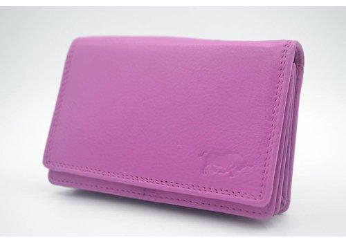 Arrigo Roze Anti Skim portemonnee
