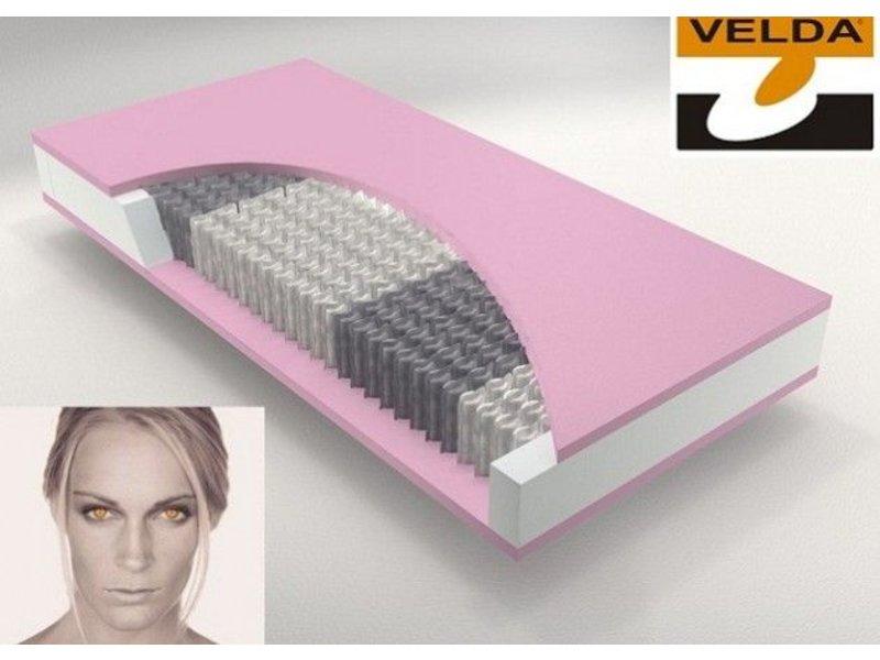 Velda Latex Matras : Velda pocket visco p visco slapen online