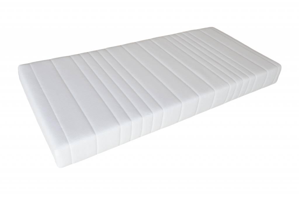 2 Persoons Matras : Pocketvering matras met latex toplaag slapenonline slapen