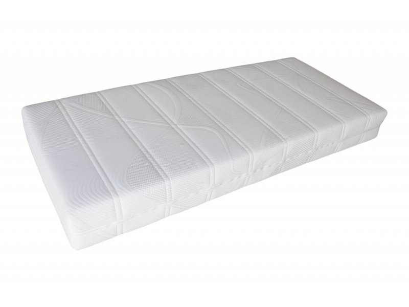 Pocketvering matras latex 500 25 cm