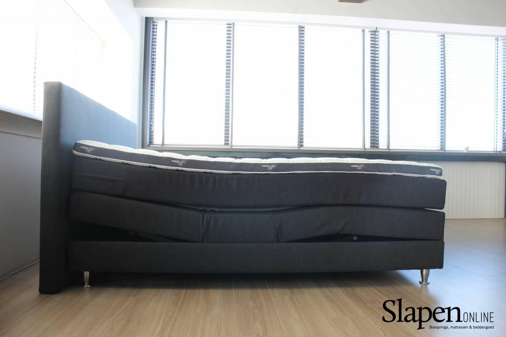 Velda Latex Matras : Velda boxspring boxsprings slapenonline slapen online
