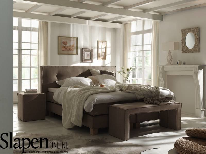 Complete boxspring Annabel
