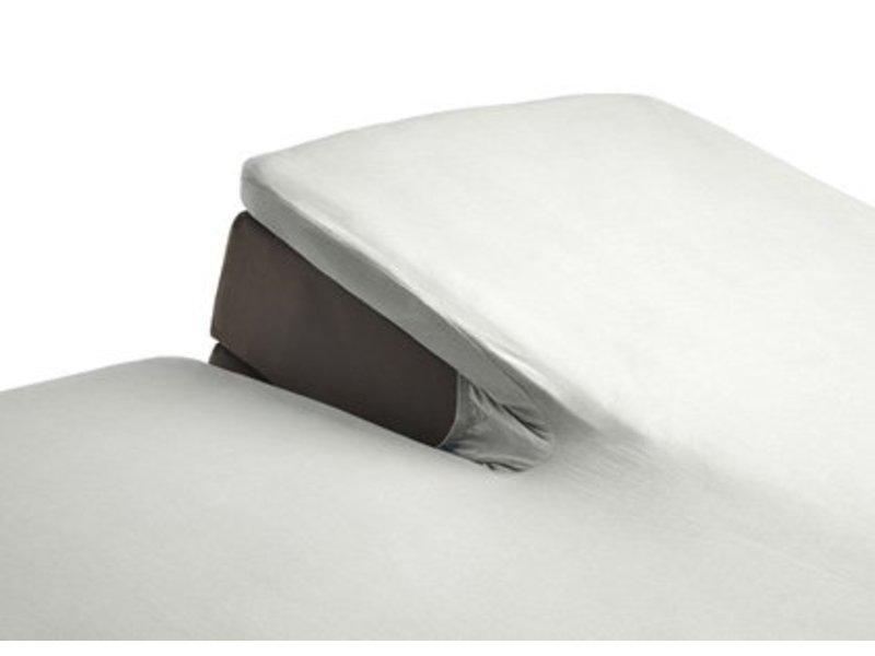 Beddinghouse Split topper hoeslaken off white
