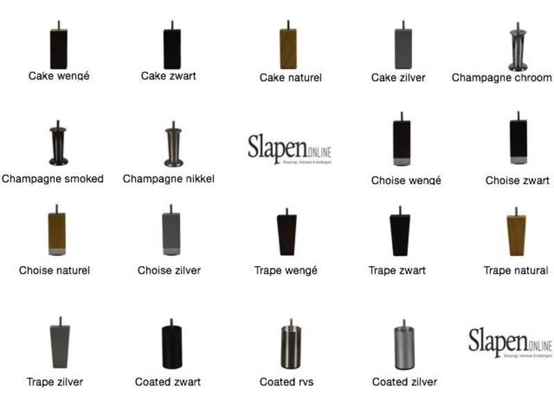 Complete elektrische boxspring Collice