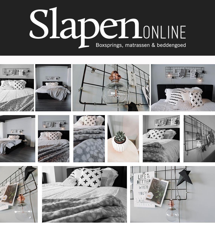 Boxspring bed 180x200 van Slapen Online