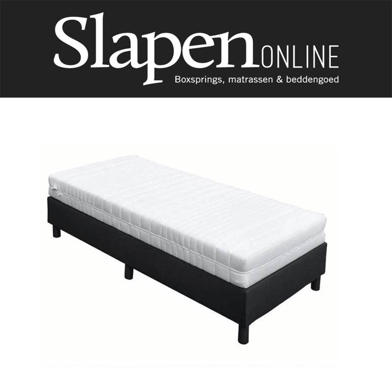 Eenpersoons boxspring bij Slapen Online