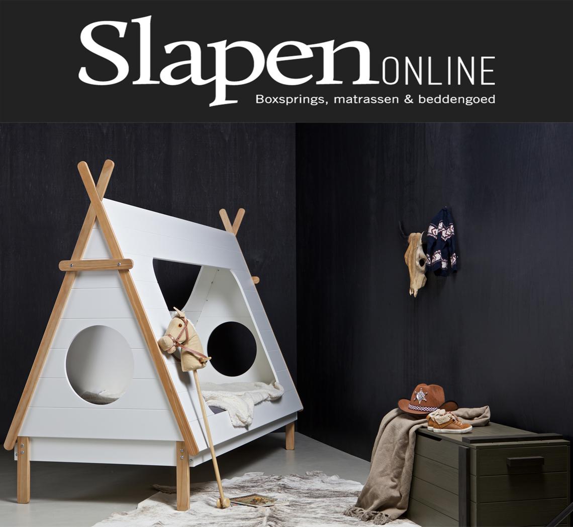 Kinderbed Alkmaar Slapen Online