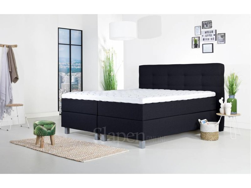 Complete boxspring Fleur