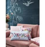 Kaat Amsterdam Sierkussen Oropa soft pink
