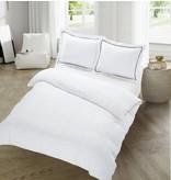 Dekbedovertrek The Luxury Home Collection Dijon white